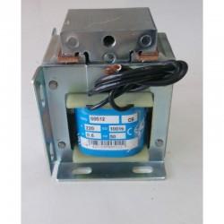 Electroimán de maniobra soporte vertical y horizontal
