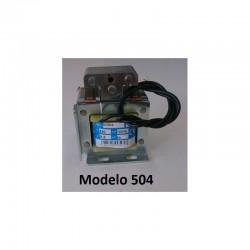 Electroimán de maniobra corriente alterna con caja